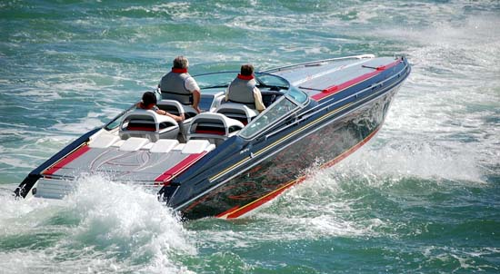 High Performance Boat Insurance
